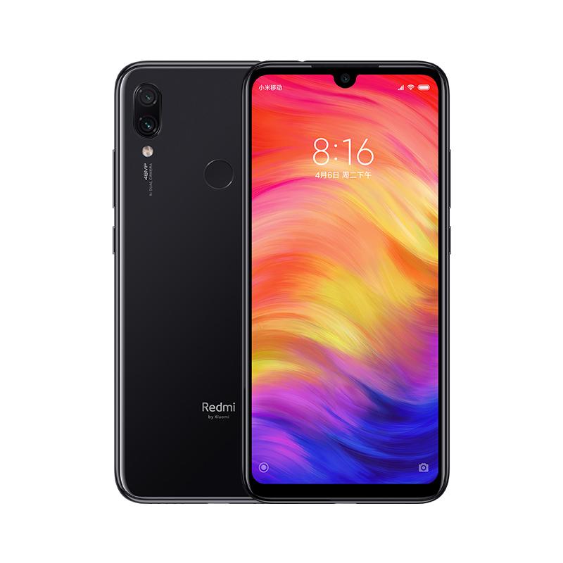 Смартфон Xiaomi Redmi Note 7 3/32Gb Black