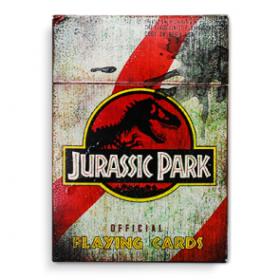 Игральные карты - Jurassic Park - Парк Юрского периода