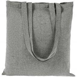 сумки из переработанного хлопка с логотипом