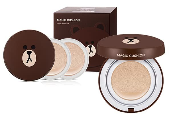 Кушон MISSHA MAGIC CUSHION SPF50+ /PA+++ (23)