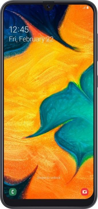 Samsung Galaxy A30 3/32Gb Черный