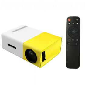 Мультимедийный проектор LED Projector