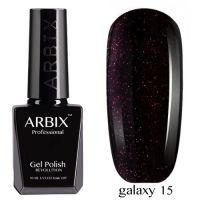 Гель-лак Arbix Galaxy 10 мл андромеда 15