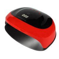 T2 лампа гибридная UV+LED красная, 72 W (Вт)