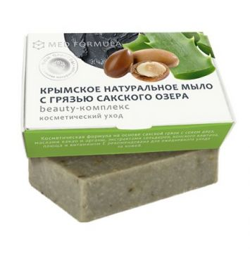Мыло MED formula «Beauty-комплекс» 100 гр