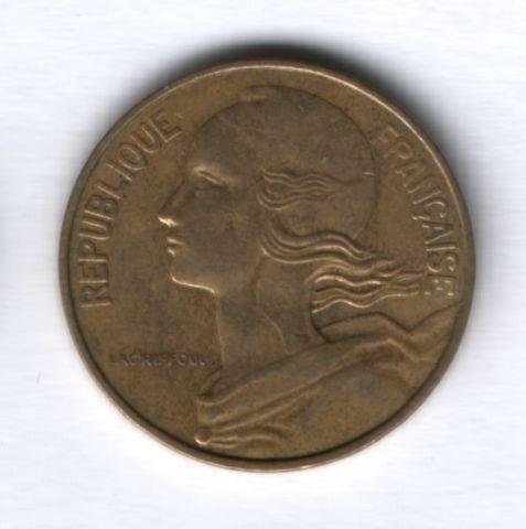 10 сантимов 1982 года Франция
