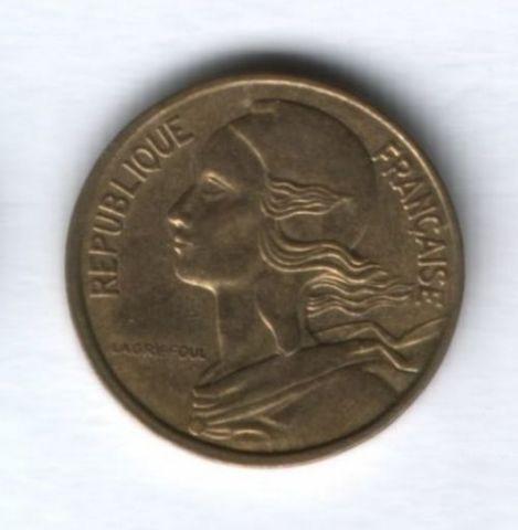 5 сантимов 1986 года Франция