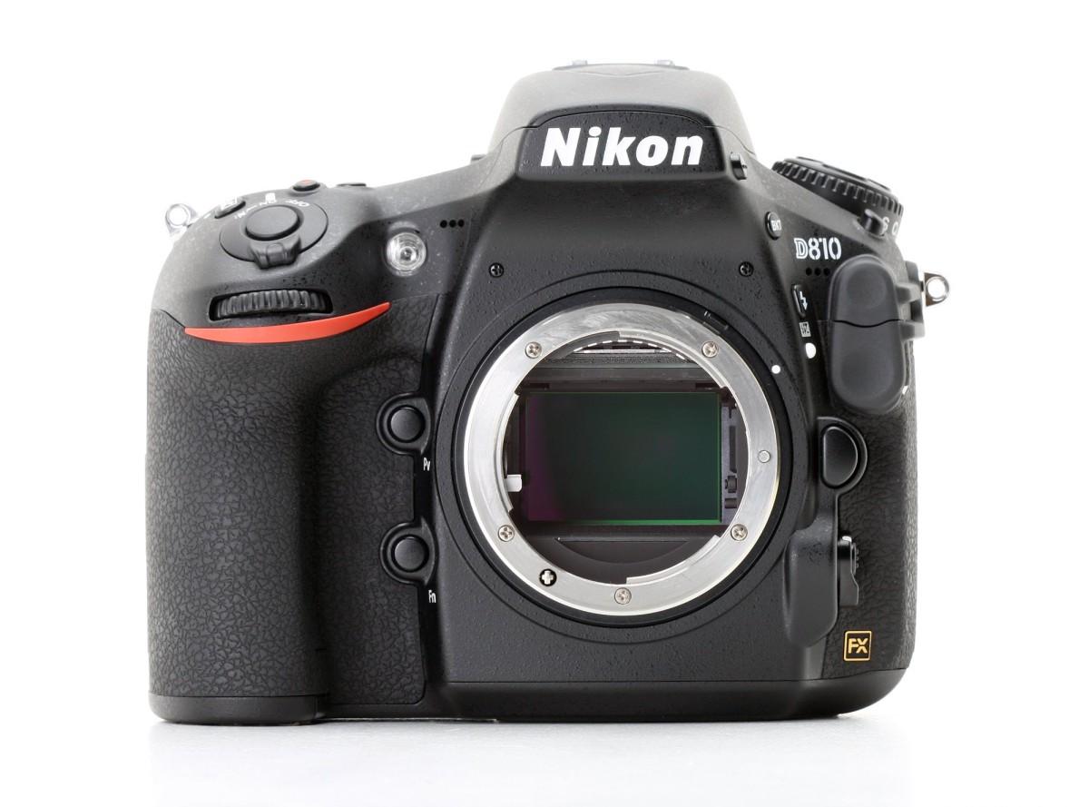 Nikon D810 Body( RU MENU)