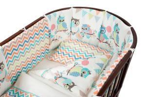 Постельное бельё для новорожденных