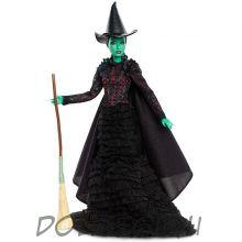 Коллекционная кукла Барби Злая ведьма Эльфаба -  Wicked Elphaba Barbie Doll