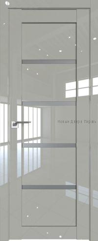 2.09L Галька люкс глянцевая дверь - PROFIL DOORS двери