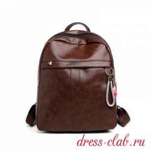 Рюкзак подростковый кожзам