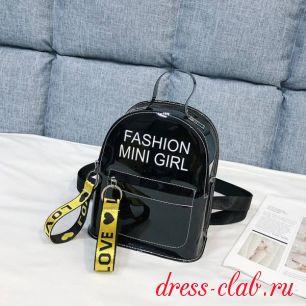 Рюкзак подростковый ПВХ