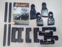 Адаптеры для багажника Kia Sportage 2016-..., без рейлингов, Атлант, артикул 7220