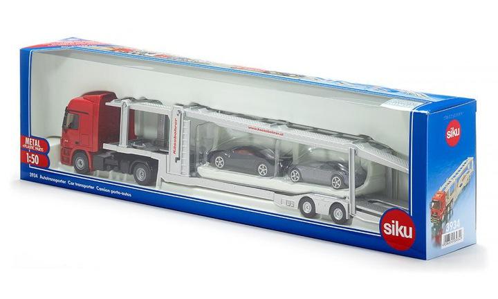 Автовоз Siku 3934