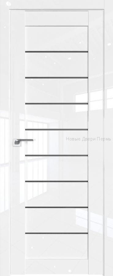 73 L Белый люкс глянцевая дверь - PROFIL DOORS двери
