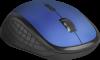 Беспроводная оптическая мышь Aero MM-755 6D,1600dpi,бесшумная, синий