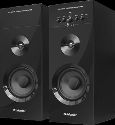 НОВИНКА. Акустическая 2.0 система Mercury 60 BT 60Вт, Bluetooth, Karaoke, 230В