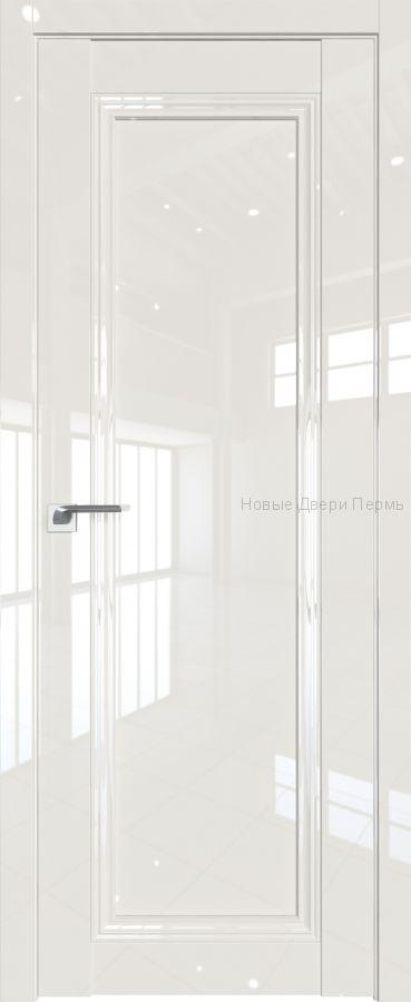 2.100 L Магнолия люкс глянцевая дверь - PROFIL DOORS двери