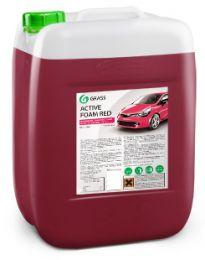 Бесконтактный шампунь Grass Active Foam Red (22кг) цена, купить в Челябинске/Автохимия и автокосметика