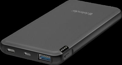 Внешний аккумулятор ExtraLife Fast 10000D USB: QC3.0, Type-C/PD,10000mAh