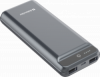 Внешний аккумулятор ExtraLife 15000F 2USB, 15000mAh, 2.1A