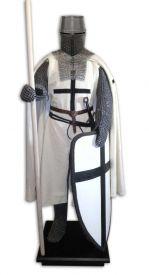 Рыцарь крестоносец XIII века