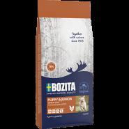 BOZITA Naturals Puppy & Junior Корм для щенков и юниоров всех пород 12,5кг