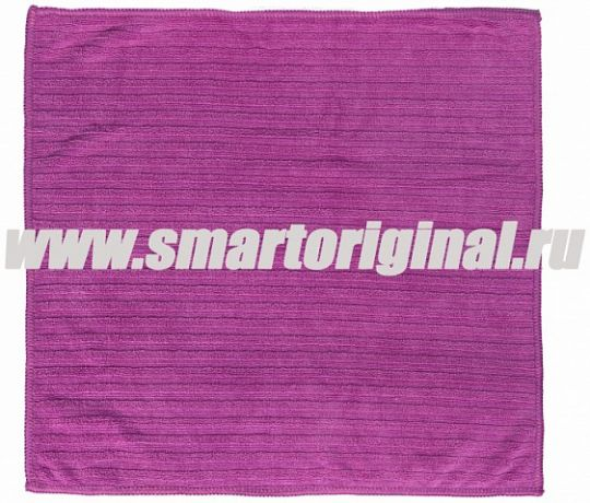 Smart Microfiber Салфетка Макси фиолетовая серия Премиум 40 х 40 см