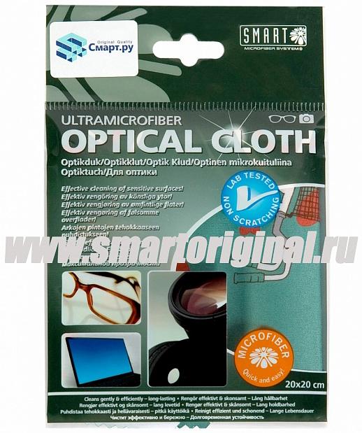 Smart Microfiber Салфетка для оптики Велосипед 20 х 20 см