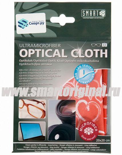 Smart Microfiber Салфетка для оптики Паровоз 20 х 20 см