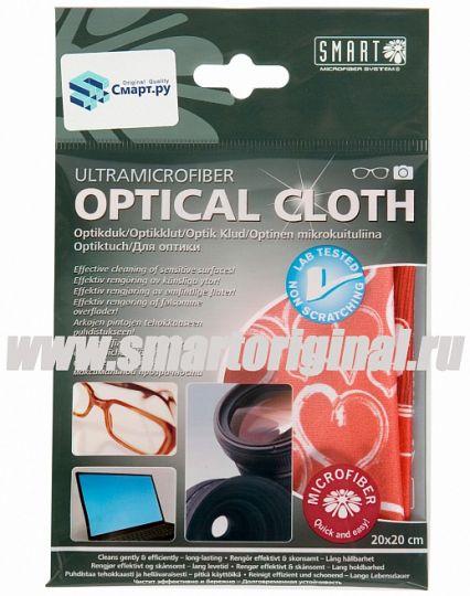 Smart Microfiber Салфетка для оптики Символ Года 2020 20 х 20 см