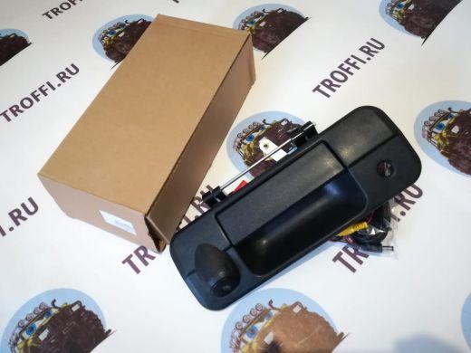 Ручка заднего борта с камерой Toyota Tundra