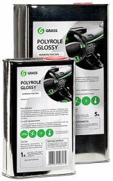 """Полироль-очиститель пластика Grass """"Polyrol Glossy"""" глянцевый блеск (канистра 5кг) цена, купить в Челябинске"""