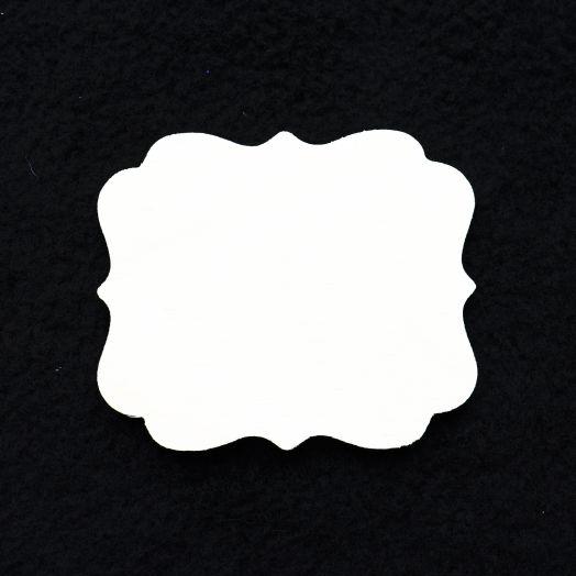 Бирка специи, 60*50 мм, из фанеры, толщина 3 мм