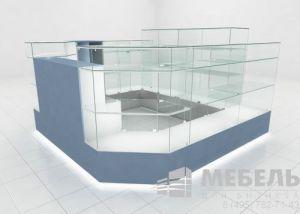Павильон стеклянный