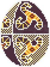ТР362 Барвиста Вышиванка. Пасхальная Игрушка (набор 450 рублей)