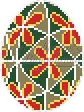ТР361 Барвиста Вышиванка. Пасхальная Игрушка (набор 450 рублей)