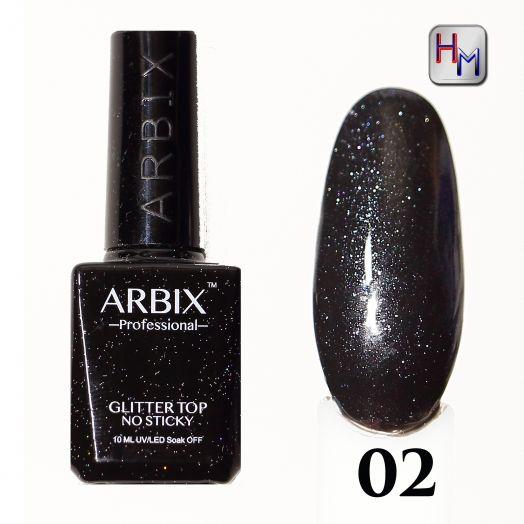 ТОП  ARBIX GLITTER TOP без Л/С 02