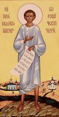 Икона Иаков Боровичский праведный