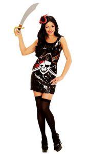 """Платье с блестками """"Пиратка"""""""