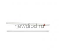 Лампа светодиодная LED-T8-М-PRO 30Вт 230В G13 4000К 2440Лм 1200мм матовая IN HOME