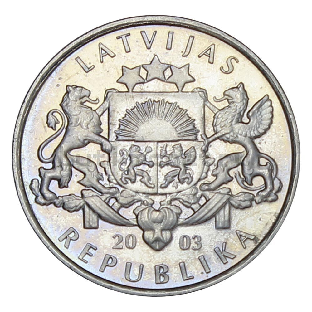 1 лат 2003 Латвия Муравей