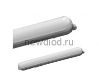 Светильник светодиодный герметичный ССП-159М 36Вт 230В 6500К 2700лм 1200мм матовый IP65 IN HOME