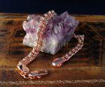 """Позолоченный браслет, плетение """"бисмарк"""", 6 мм (арт. 250200)"""