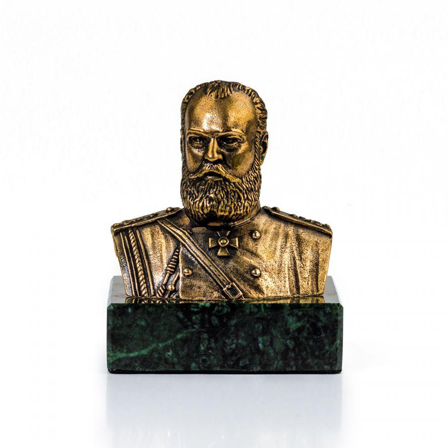 БЮСТ АЛЕКСАНДР III