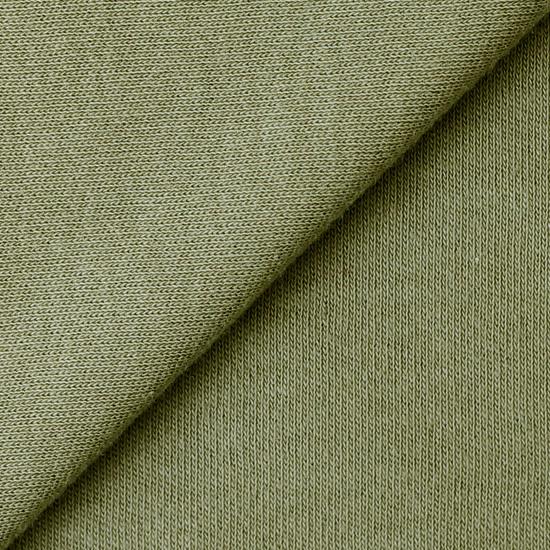 Лоскут трикотажной ткани Оливковый