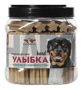 Green Qzin Лакомства для собак Улыбка HARD №20 Для крепких костей и подвижных суставов, 1130 г (55 шт)