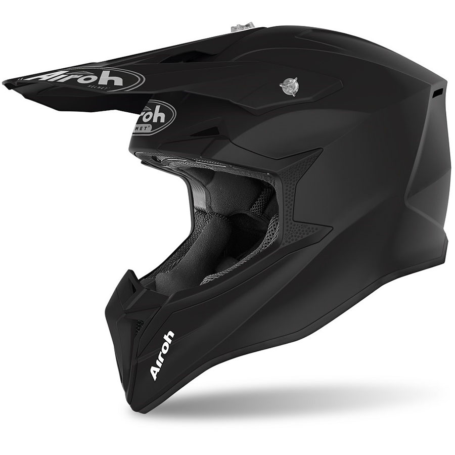 Airoh Wraap Black Matt шлем, черный матовый