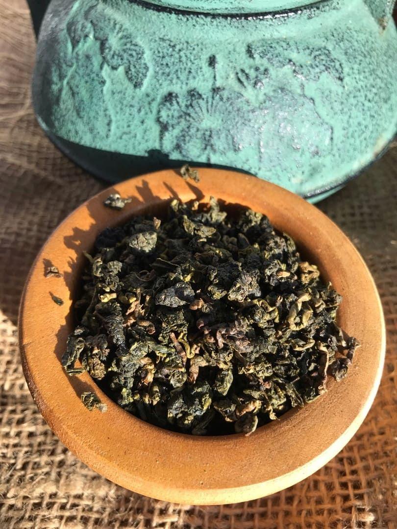 Чай улун Имбирь, 100 грамм, Вьетнам